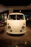 Tipo 1966 di Volkswagen di bianco 265 doppia raccolta della carrozza fotografie stock libere da diritti
