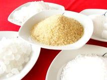 Tipo do açúcar Imagem de Stock