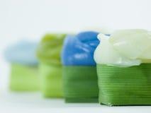 Tipo do sweetmeat tailandês Foto de Stock