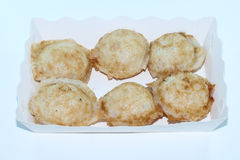 Tipo do sweetmeat tailandês Imagens de Stock Royalty Free