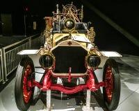Tipo 5 doppio carro armato di LaFrance di 1911 americano combinato Immagini Stock Libere da Diritti