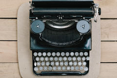 Tipo escritor desde 1920 s do vintage Fotos de Stock Royalty Free