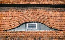 Tipo finestra del bullseye Immagini Stock Libere da Diritti