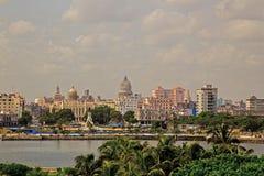 Tipo longe de Havana Fotos de Stock Royalty Free