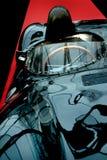 Tipo OVC 501 - 1954 di Jaguar D Fotografia Stock