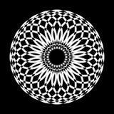 Tipo preto e branco fundo do forro no formulário do sumário e da repetição ilustração stock
