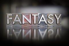 Tipografia da fantasia foto de stock royalty free