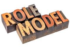 Tipografia do modelo Imagem de Stock Royalty Free