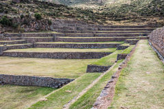 Tipon ruine les Andes péruviens Cuzco Pérou image stock