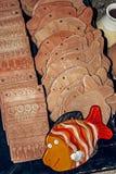 Tipos da argila 27 Imagens de Stock