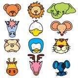 Tipos de animales libre illustration