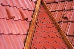 Tipos de tiles-2 fotografia de stock royalty free