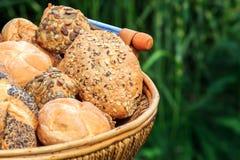 Tipos diferentes de pão Foto de Stock
