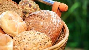 Tipos diferentes de pão Fotos de Stock Royalty Free