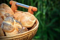 Tipos diferentes de pão Imagens de Stock Royalty Free