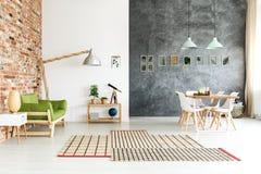 Tipos diferentes de textura da parede Fotografia de Stock