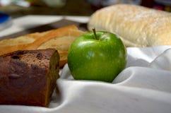 Tipos diferentes do pão Imagens de Stock