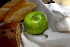 Tipos diferentes do pão Foto de Stock Royalty Free