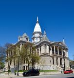 Tippecanoe County Courthouse stock photos