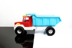 Tipper φορτηγό Στοκ εικόνα με δικαίωμα ελεύθερης χρήσης