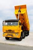 tipper ciężarówka obraz stock