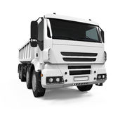 Tipper Dump Truck Royalty-vrije Stock Foto