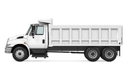 Tipper Dump Truck illustration de vecteur