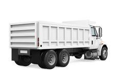 Tipper Dump Truck Royaltyfri Fotografi