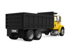 Tipper Dump Truck royalty illustrazione gratis