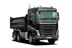 Tipper dump truck Royalty Free Stock Photos
