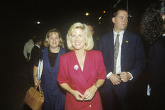 Tipper Gore Stock Images