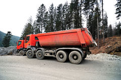 Tipper Truck Stock Photos