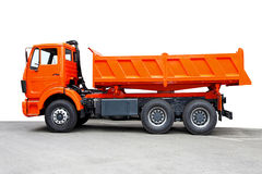 Tipper truck Royalty Free Stock Photo
