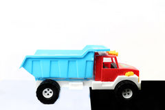 Tipper truck Royalty Free Stock Image