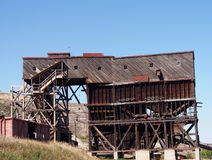 Free Tipple At The Atlas Coal Mine Drumheller Stock Photos - 33723203