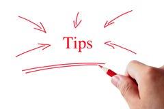 Tips Stock Photos