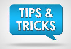 Tips and Tricks Royalty Free Stock Image