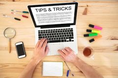 Tips and tricks. Useful advise on internet stock photos