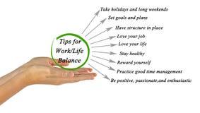 Work/life balance Stock Image
