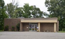 Tipton County skolnämnd, Covington, TN royaltyfri fotografi