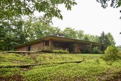 Tipton okręgu administracyjnego natury i muzeum teren, Covington Tennessee Fotografia Stock