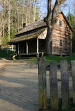Tipton Place. Cades Cove,Great Smoky Mountains National Park stock image