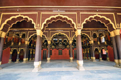 Tipu Sultan Palace Stock Photo