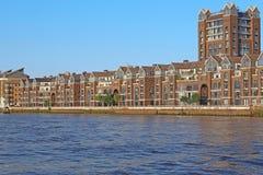 Tirón de clavo Quay, Londres fotos de archivo libres de regalías