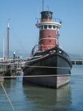Tirón del vapor, San Francisco Fotos de archivo libres de regalías