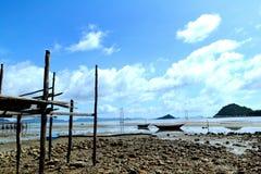 Tir d'été de mer Images libres de droits