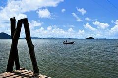 Tir d'été de mer Image stock