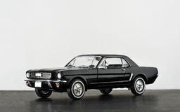 Tir de produit de voiture modèle de Ford Mustang 260 Image libre de droits