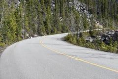 Tir de route Images stock