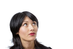Tir de tête de femme d'affaires Photo libre de droits